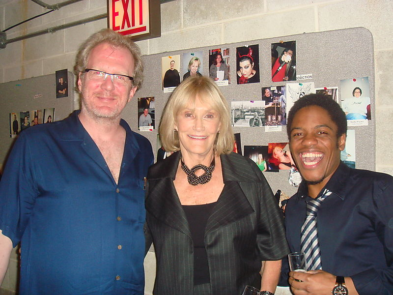 Tracey letts, jan melk and jon michael hill