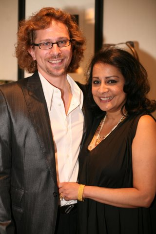 Rob and shanthi wilson