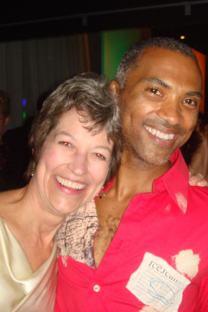 Julie johnson and pierre lockett