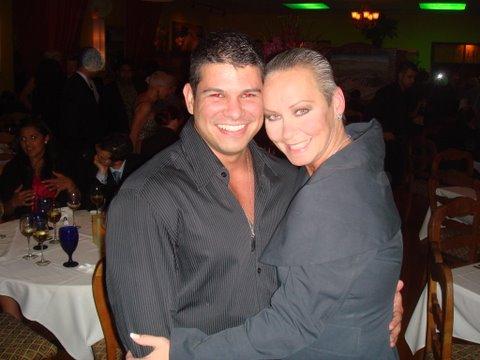 Roberto gonzalez and me