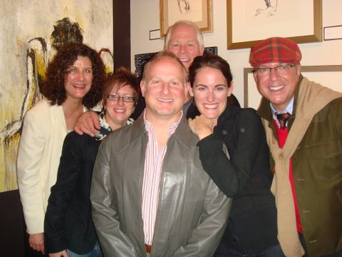 Chris long, misty vitale, jim smith, brooke skinner, chuck and greg hyder