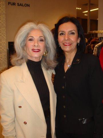 Joy sandler and zari azoonoush