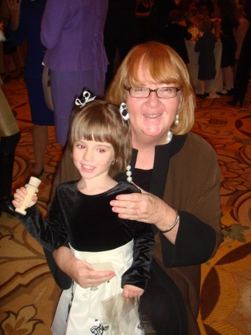Mary ellen dwyer and her granddaughter molly mason