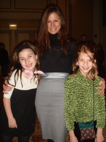 Tracye tackbary and daughter olivia tackbary and friend mia hayford