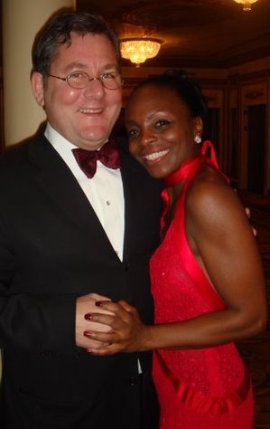 Chef charlie trotter and rochelle smith