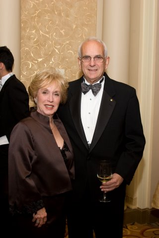 SC President Bonnie Rickard and her husband Jack