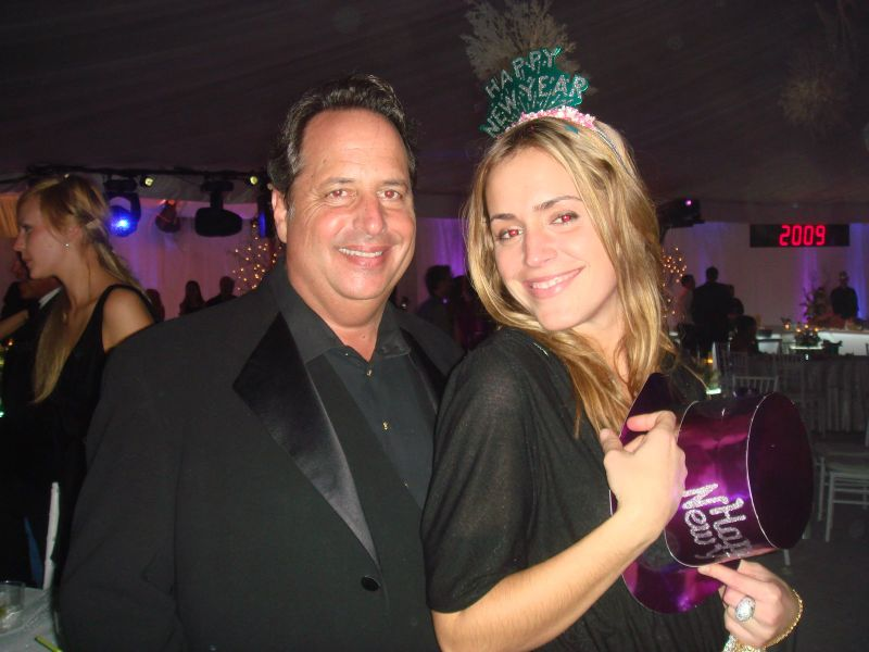 Jon lovitz and friend