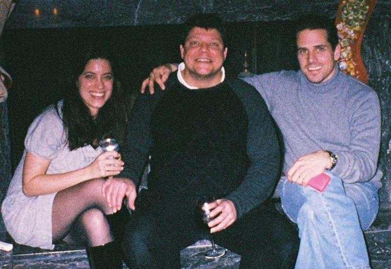 Aili Bresnahan, Charley Jordan and Hunter Biden
