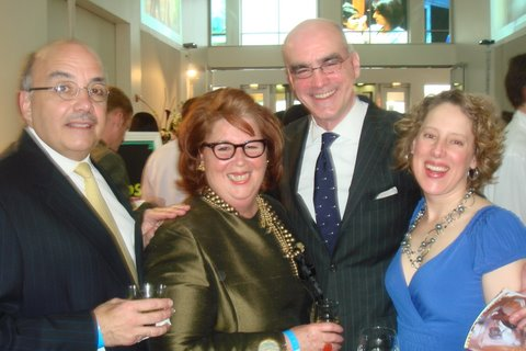 Blog 6 - John and Susan Colletti with Rich and Cynthia Varnes