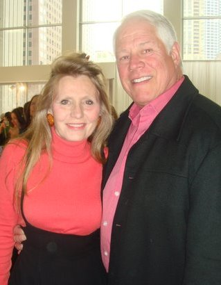 Blog 10 - Donna LaPietra and Chuck