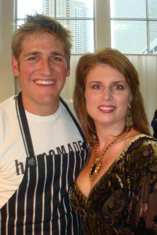 Blog 14 - Chef Curtis Stone Take Home Chef and Christine Ott