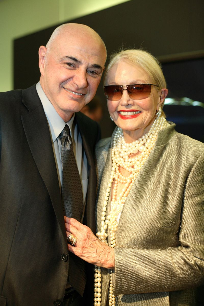 Blog 2 - Co-host Hazel Barr and John Regas
