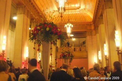 Blog 1 - Discovery Ball at the Civic Center