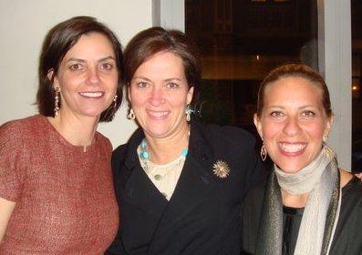 Blog 6 - Cindy Burns, Mary Pat Burns and Sharyl Mackey
