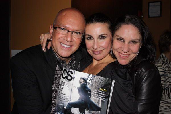 Blog greg - Greg, Leticia Herrera and Simona Groza