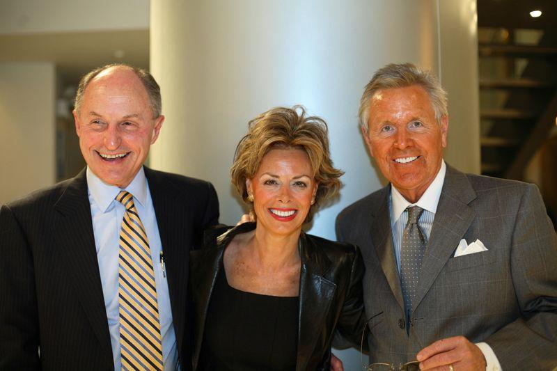 Blog 17 - Ray Drymalski, Terri Lee and Pat Ryan