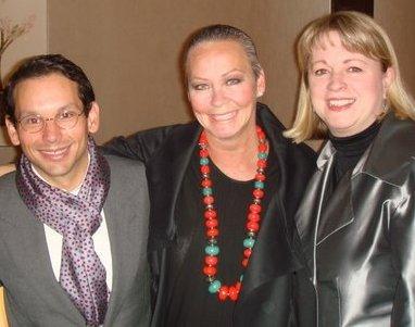 Blog 1 - Santiago Gonzalez, me and Tina Koegel