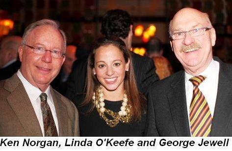 Blog 5 - Ken Norgan, Linda O'Keefe and George Jewell
