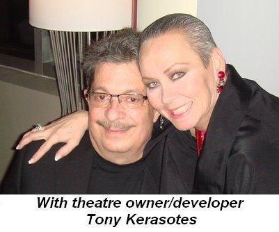 Blog 3 - With theatre owner-developer Tony Kerasotes