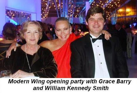09 - Modern Wing Opening party with Grace Barry and William Kennedy Smith on May 9th