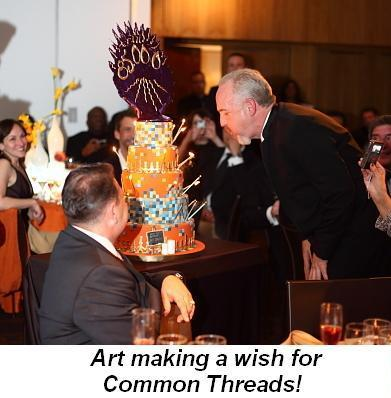 Blog 5 - Art making a wish for Common Threads
