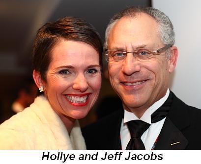 Blog 6 - Hollye and Jeff Jacobs