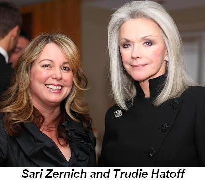 Blog 8 - Sari Zernich and Trudie Hatoff