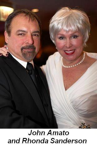 Blog 14 - John Amato and Rhonda Sanderson