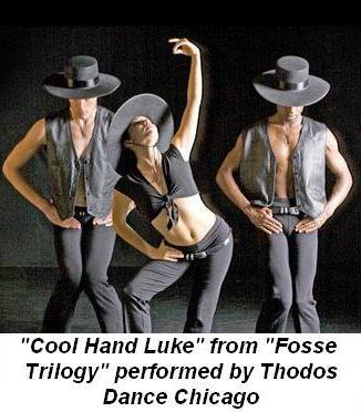 Cool Hand Luke from Fosse Trilogy performed by Thodos Dance Chicago