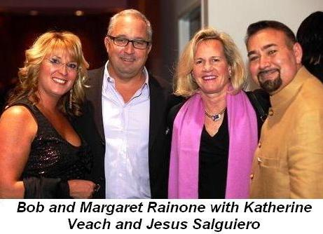 Blog 21 - Bob and Margaret Rainone, Katherine Veach and Jesus