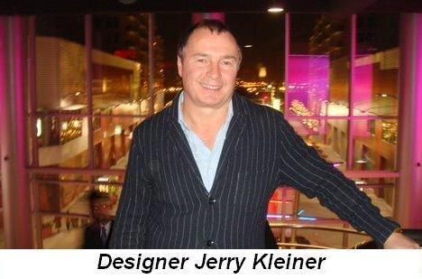 Blog 1 - Designer Jerry Kleiner