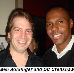 Blog 5 - Ben Soldinger and DC Crenshaw