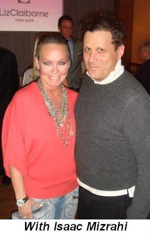 07 - With Isaac Mizrahi April 3rd