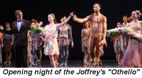 06 - Opening night of Othello on Oct 14th