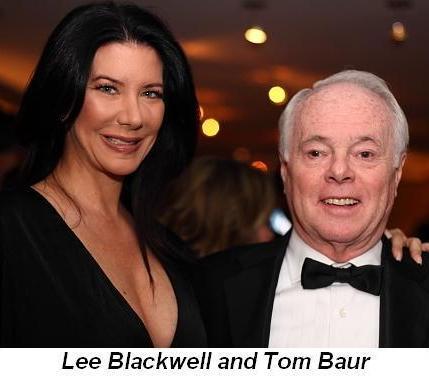 Blog 10 - Lee Blackwell and Tom Baur