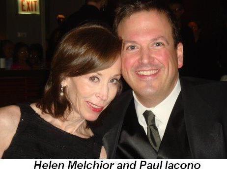 Blog 20 - Helen Melchior and Paul Iacono