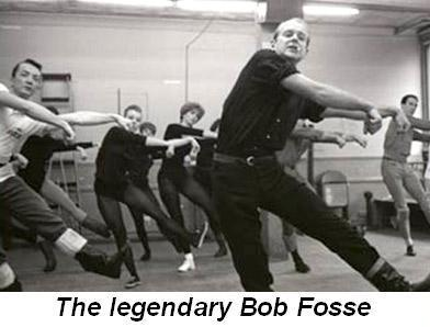 The legendary Bob Fosse