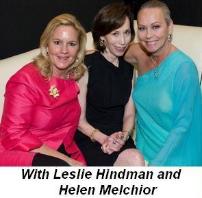 Gallery - With Leslie Hindman and Helen Melchior