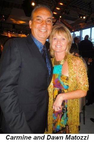 Blog 14 - Carmine and Dawn Matozzi