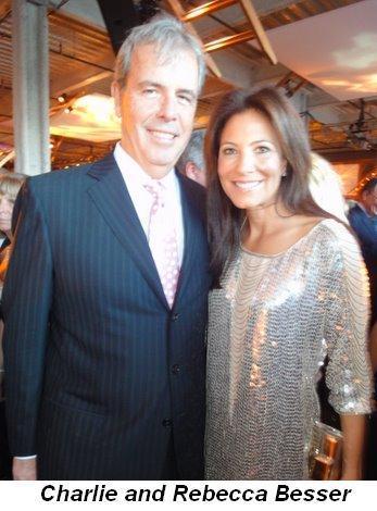 Blog 15 - Charlie and Rebecca Besser