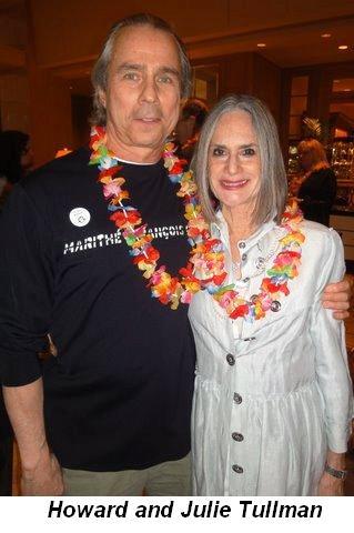 Blog 2 - Howard and Judy Tullman