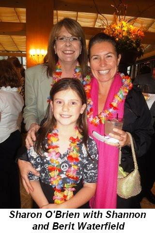 Blog 3 - Sharon O'Brien, Shannon and Berit Waterfield