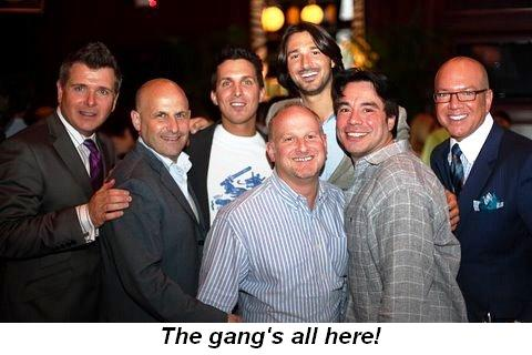 Blog 2 - The gang's all here