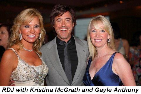 Blog 9 - RDJ with Kristina McGrath and Gayle Anthony