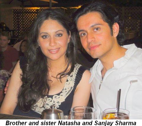 Blog 25 - Brother and sister Natasha and Sanjay Sharma