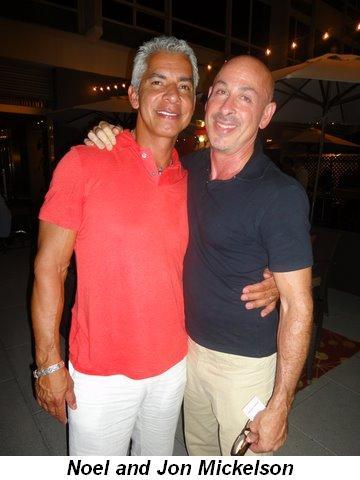 Blog 27 - Noel and Jon Mickelson