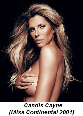 Blog 7 - Candis Cayne –Miss Continental 2001