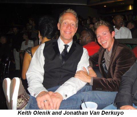 Blog 12 - Keith Olenik and Jonathan Van Derkuyo