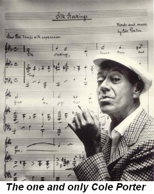 The one and only Cole Porter