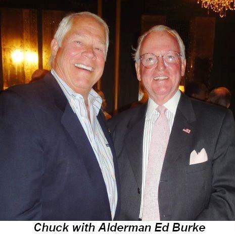 Blog 5 - Chuck and Alderman Ed Burke